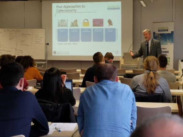 Future power network course at RWTH Aachen!